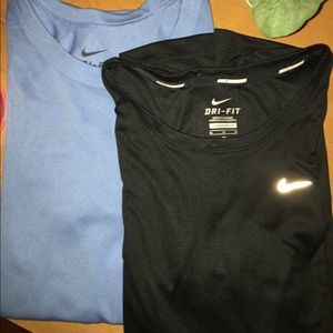 Nike Workout Tops (2 pack)